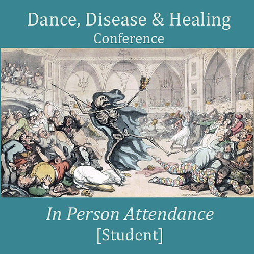 EADH Conference London 2021 - In person attendance (student fee)
