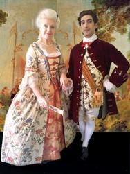 Ana Maria Avenius & Ricardo Barros