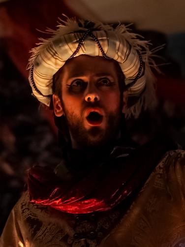 Jolyon Loy as Osman