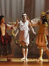 Daphne, Amour et Apollon