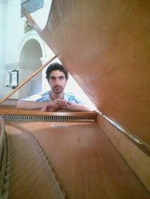 Ricardo harpsichord