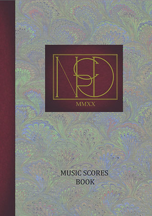 New Collection of Dances - Music Scores book