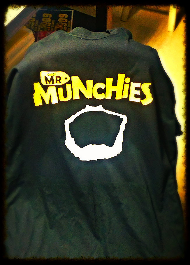 "Munchies ""Mustache"""