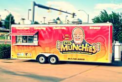 OMG...! Mr. Munchies Food Truck