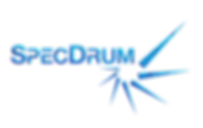SpecDrum logo sininen taustaton.png
