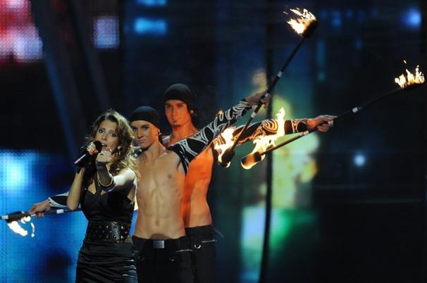 Moskova Euroviisufinaali 2009