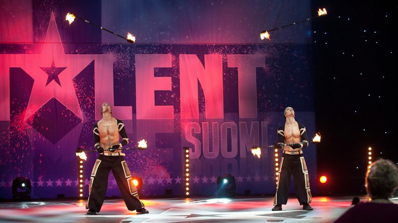 Tulishow Talent Suomi