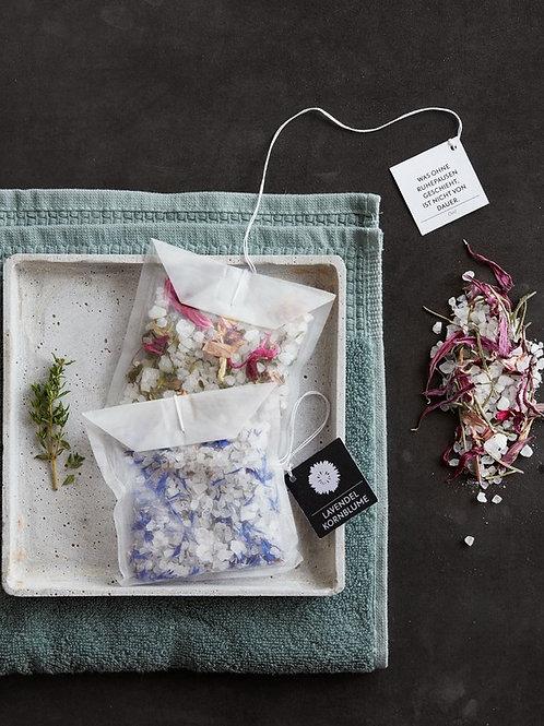 Fleurs de Bain I Rosmarin & Hibiskus von Fidea Design