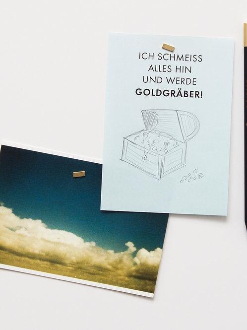 Magnetischer Bleistift - Goldige Einfälle von Fidea Design