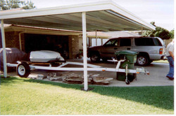 Carport and Boat Covering