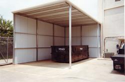 Custom Containment Area