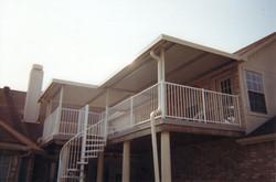 Balcony Patio Cover