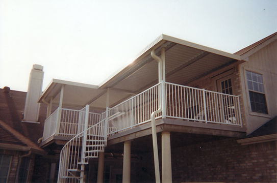 Patio Cover for Balcony