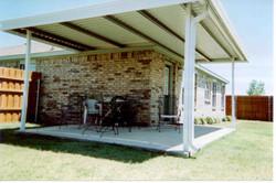 Outside Corner Patio Cover