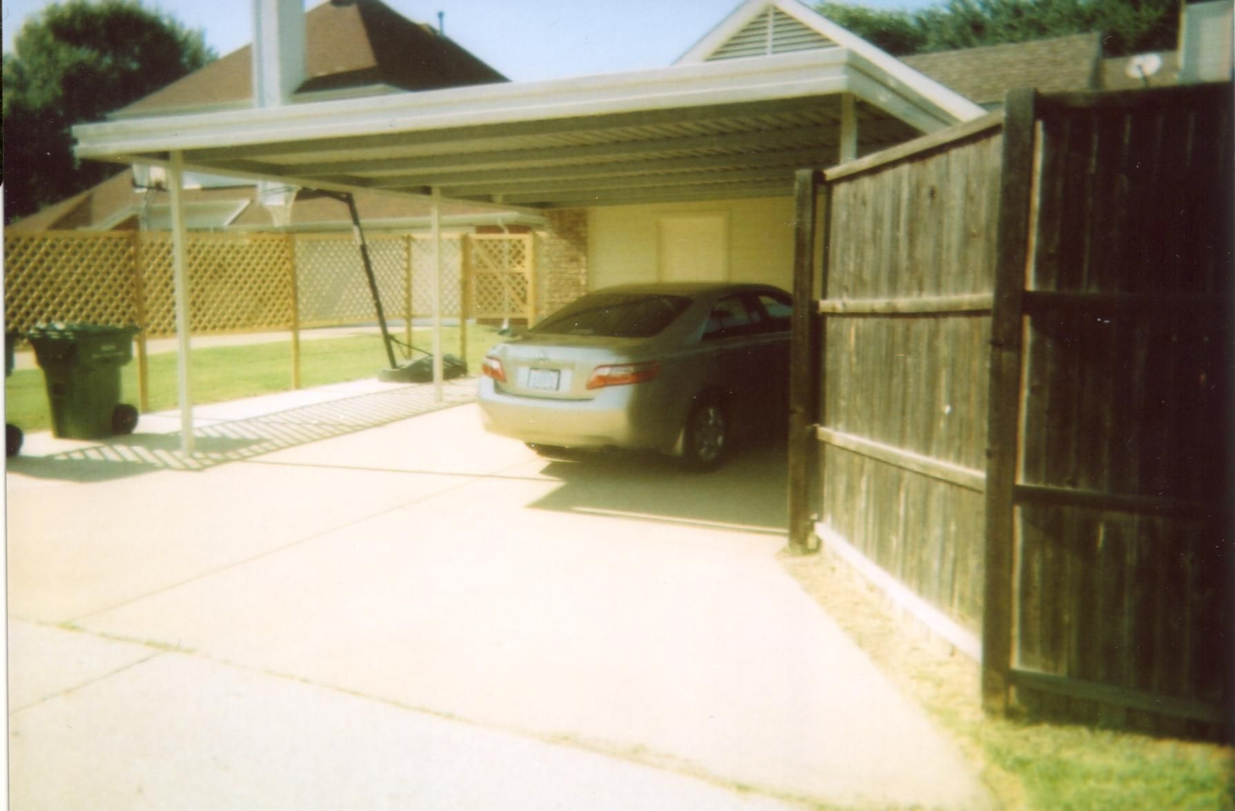 Carport for Vehicles