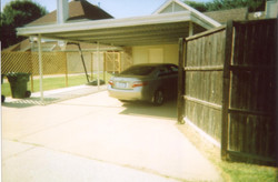 Carport for Vehicles