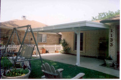 Courtyard Patio Covers