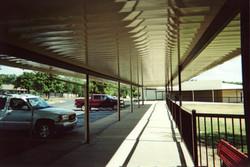 School Breezeway