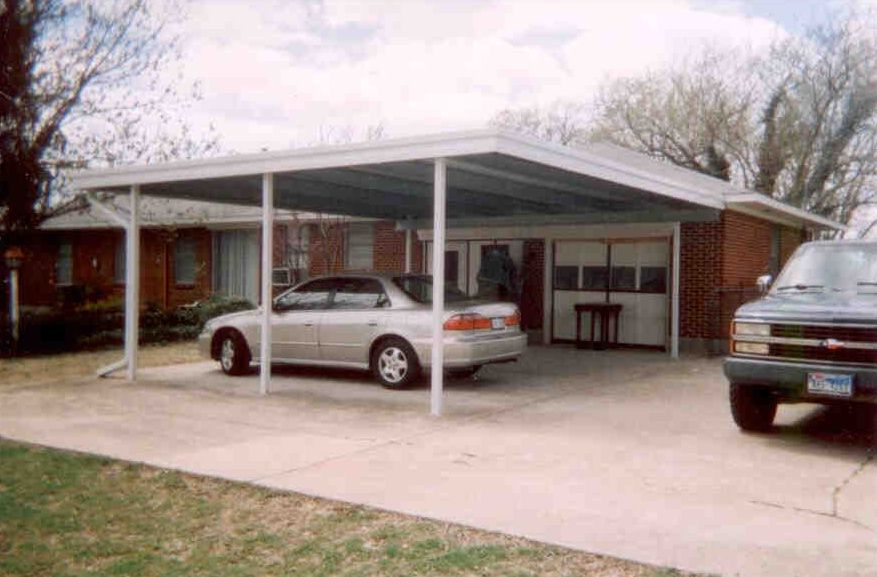 Carport Improvement