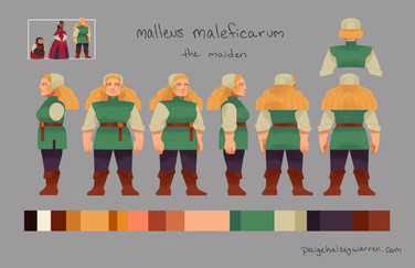 """Maiden"" Turnarounds"