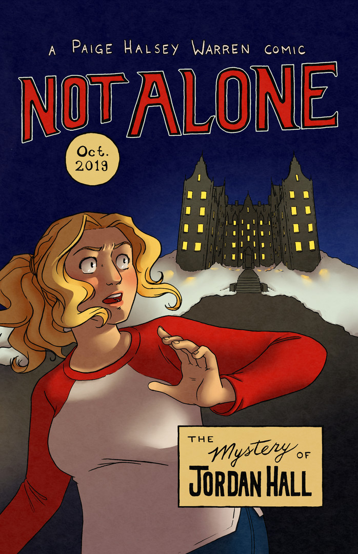 """""""Not Alone"""""""