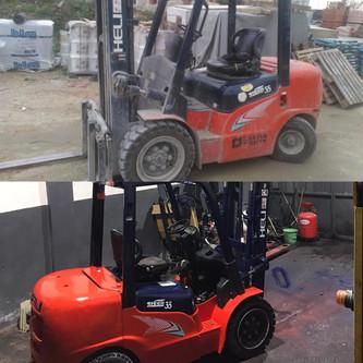 Forklift Tamiri