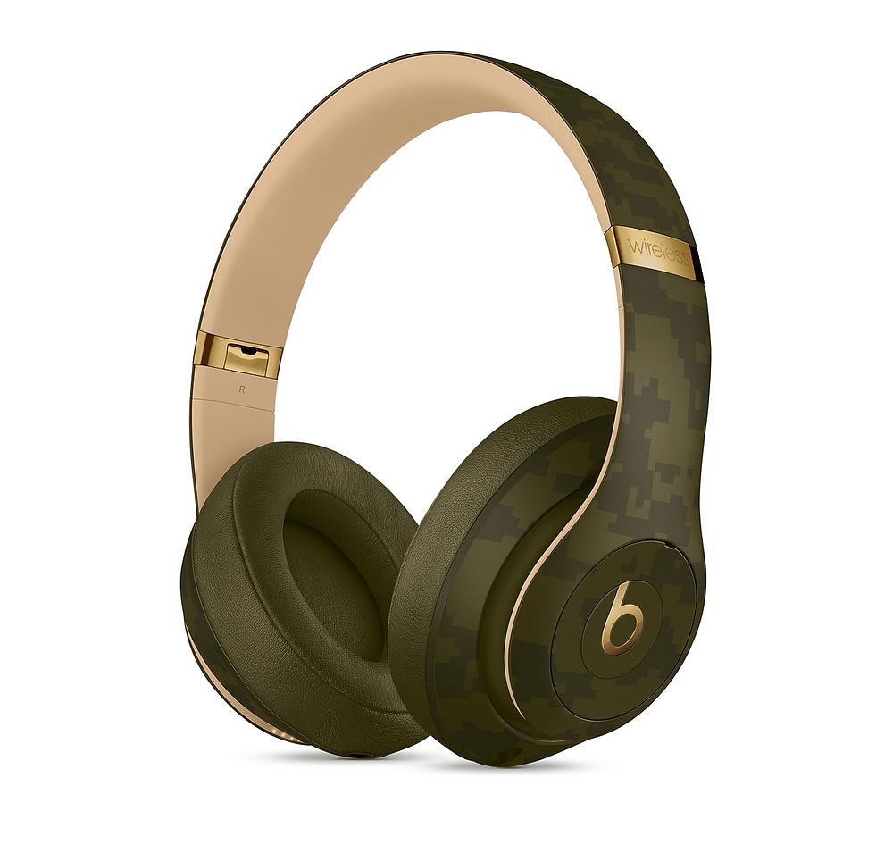 Beats Studio3 Camo