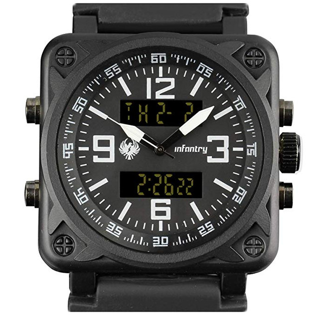 Infantry Tactical Military Watch