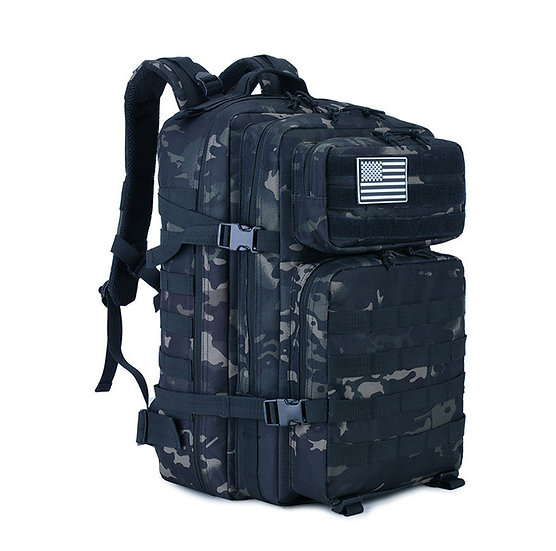 45L Military Tactical Assault Backpack