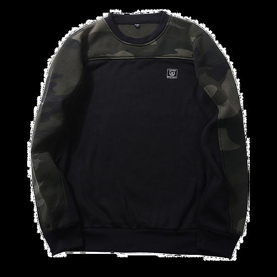 FGKKS Camo Streetwear Sweatshirt