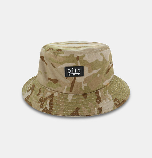 Qilo MultiCam® Bucket Hat in Arid