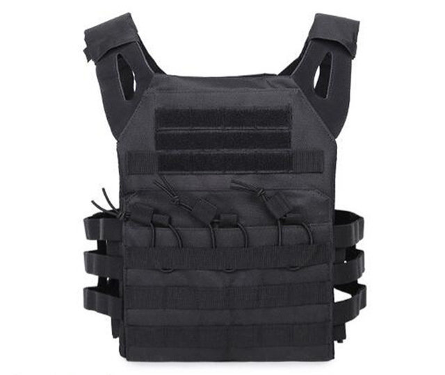 Hawkeye Tactical Molle Plate Vest