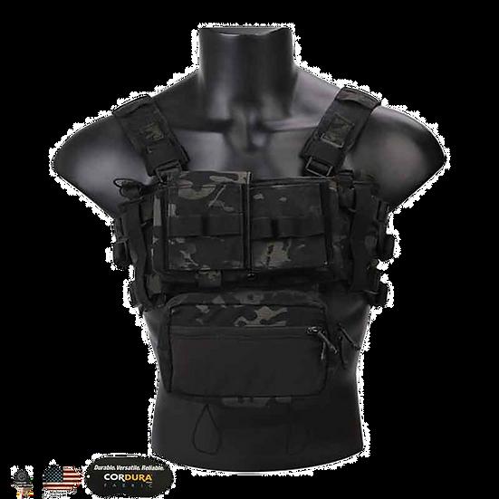 Military Grade Cordura Tactical Chest Rig