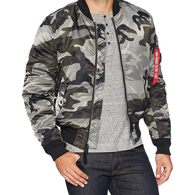 Alpha Industries MA-1 Slim Bomber