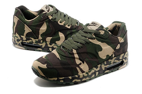 Nike Air Max 87 Tape Camouflage Green Ar