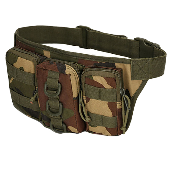 Tactical Cordura EDC Waist Bag