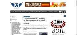 San Marcos Mercury