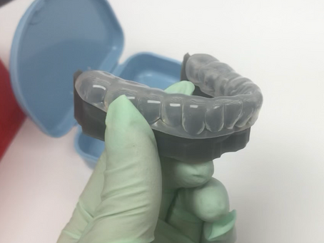 When to replace a dental appliance