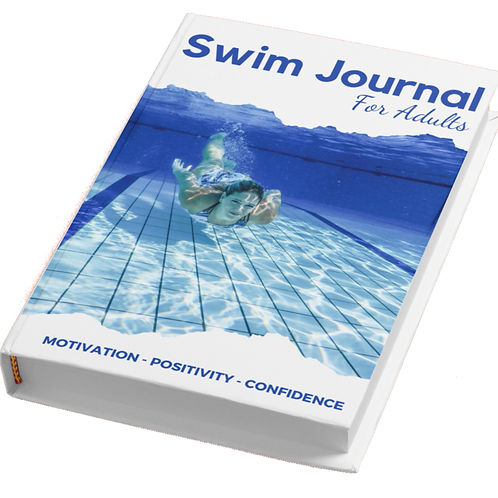 Swim Journal for Adults