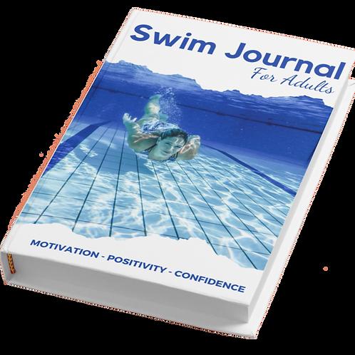 Swim Journal for Over 16's