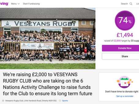 Almost there! Can you help us reach our target?