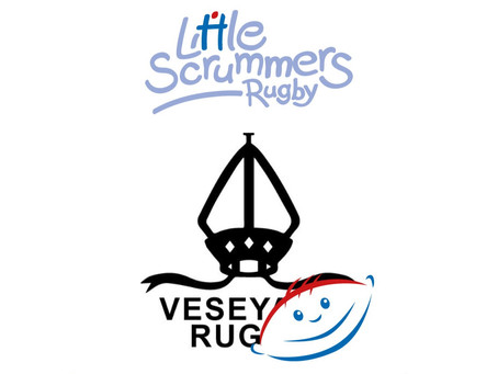 Little Scrummers Rugby returning to Veseyans this February