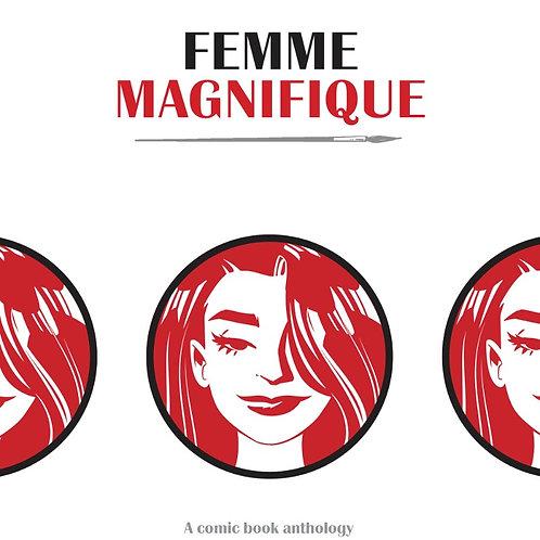 FEMME MAGNIFIQUE Hardcover book
