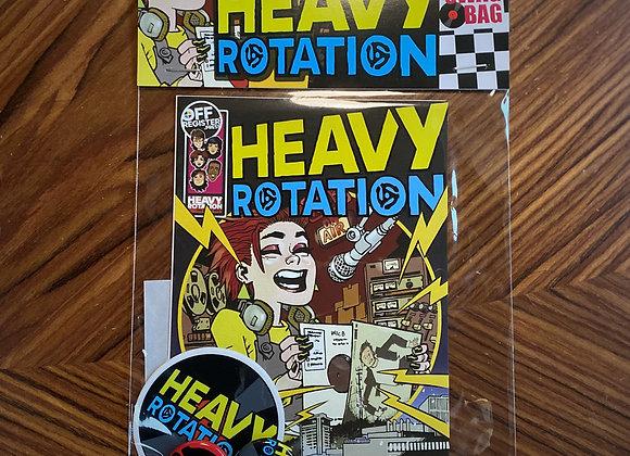 The Heavy Rotation Bitchin' Swag Bag