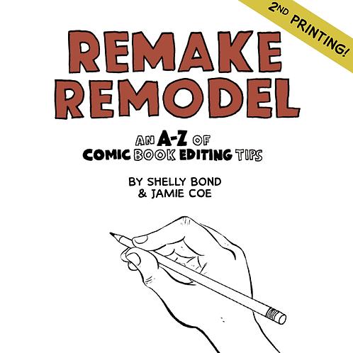 Remake / Remodel booklet