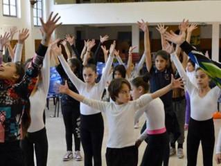 2017. Proyecto Encontrarte.1er Encuentro Interescolar de Artes Escénicas.