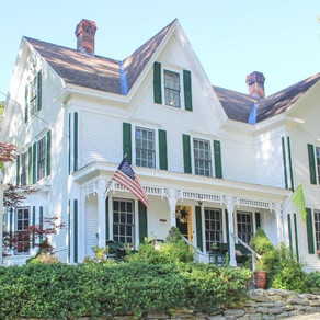 Boutique B&B Brought to Life | Inn at Water's Edge