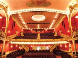 Paramount Theatre repairs