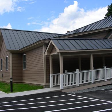 Ludlow Health Center Ramp