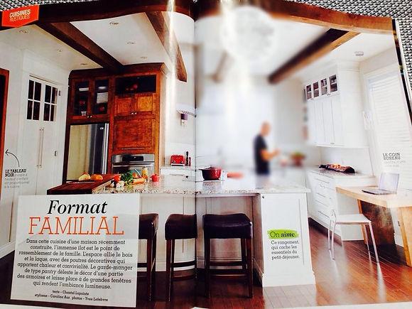 Ébénisterie Héritage Chambly meuble cuisine vanité chambre de bain benoit veilleux